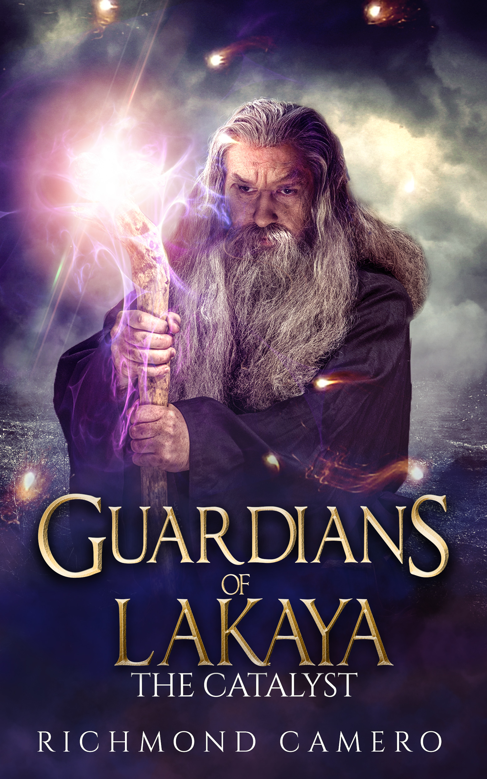 Guardians of Lakaya 1: The Catalyst