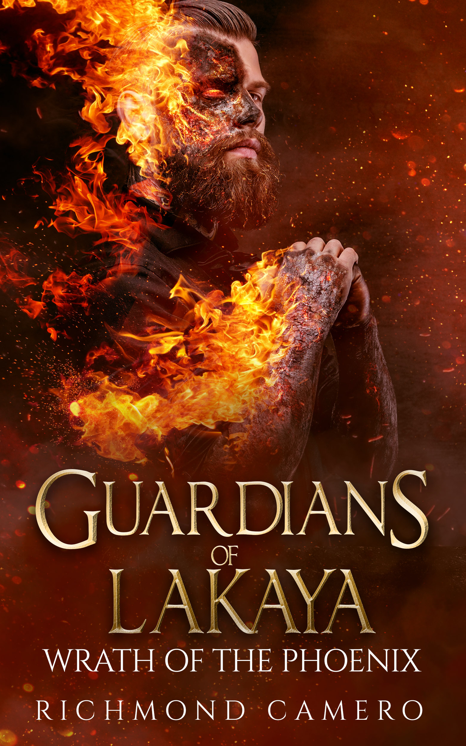 Guardians of Lakaya: Wrath of the Phoenix