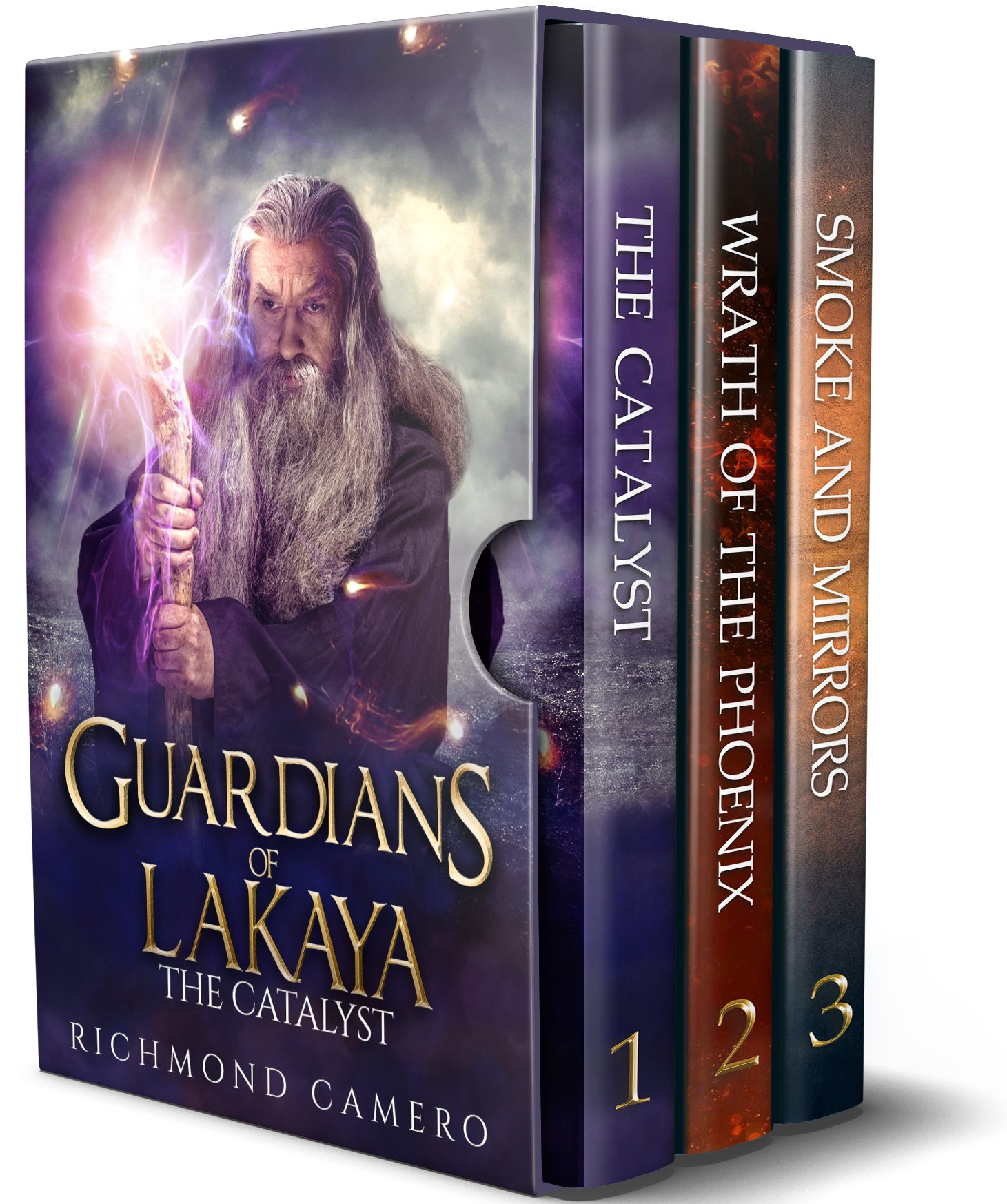 Guardians of Lakaya: Volume One