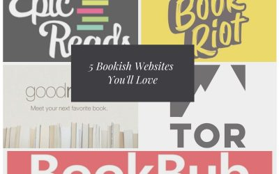 5 Bookish Websites You'll Love