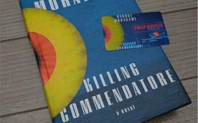5th book for 2020: Killing Commendatore by Haruki Murakami