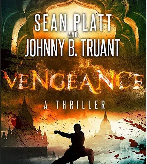2nd Book for 2020: Vengeance by Sean Platt and Johnny B. Truant