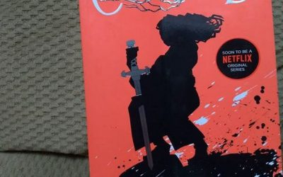 6th book for 2020: Cursed by Thomas Wheeler and Frank Miller