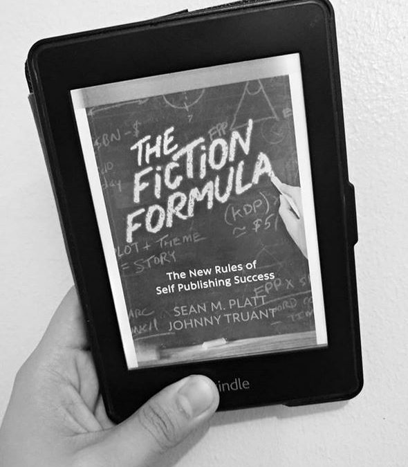 4th book for 2020: The Fiction Formula by Sean Platt and Johnny Truant