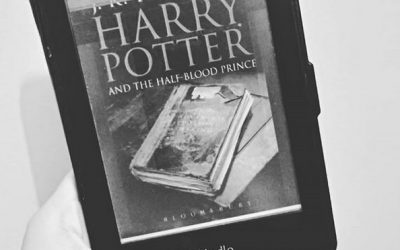 7th book for 2020: Harry Potter and the Half-Blood Prince by J.K. Rowling