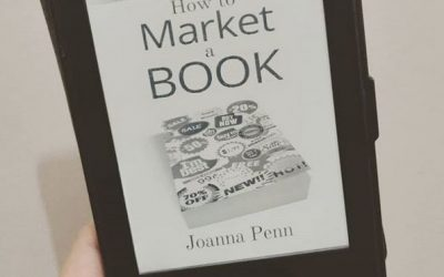 8th book for 2020: How to Market a Book by Joanna Penn