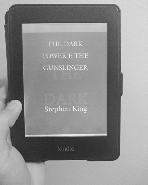 12th Book for 2020: The Dark Tower I: The Gunslinger by Stephen King